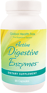 Active Digestive bottle