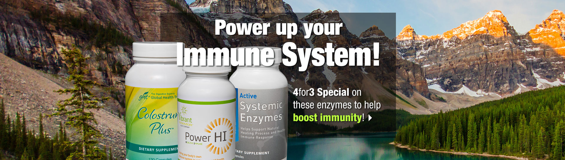 Immune System products array