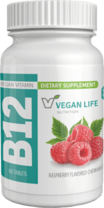 VLN B12 chewable tab, 60 Tablets