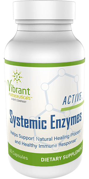 Active System Enzymes bottle