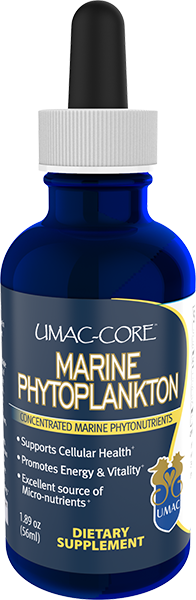 UMAC Marine Phytoplankton liquid bottle
