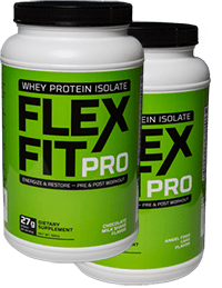 FlexFit Pro products, both flavors