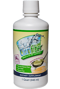 Clarifiber bottle, 200px wide