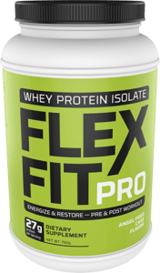 Flex Fit Pro Angel Food Flavor Container